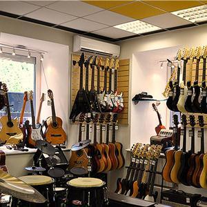 Музыкальные магазины Нурлата