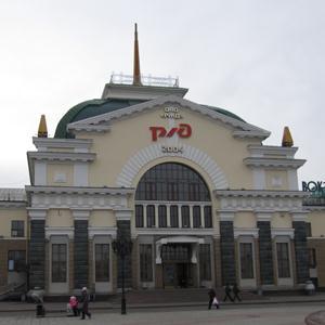 Железнодорожные вокзалы Нурлата